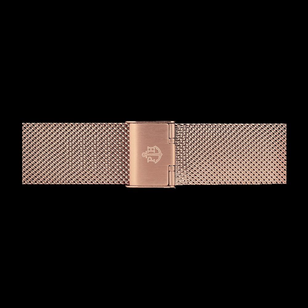 Metalna Narukvica Roze Zlatna