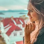 Narukvica Pier Roze Zlatna